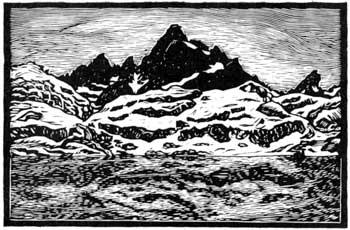 Fra Trollfjord - Raftsund - John Andreas Savio