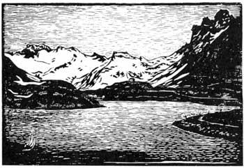 Kongstindene - Svolvær - John Andreas Savio