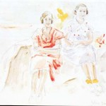 To kvinner - John Andreas Savio